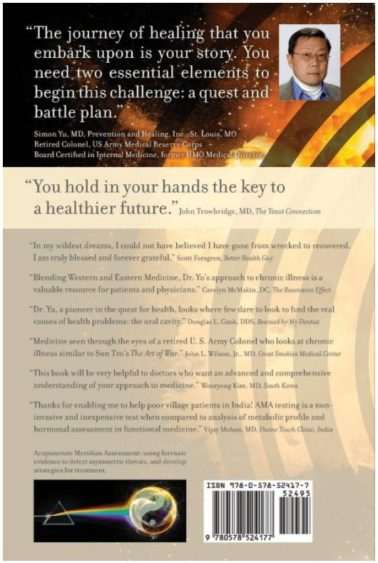 Back Cover: Read advance reviews